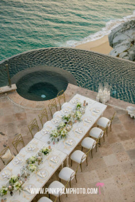 Wedding Decor in Los Cabos