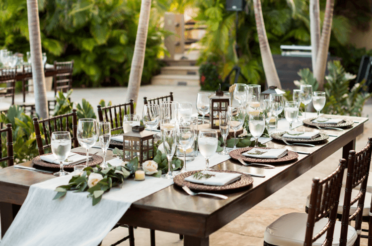 Event Designing, Wedding Décor in Los Cabos