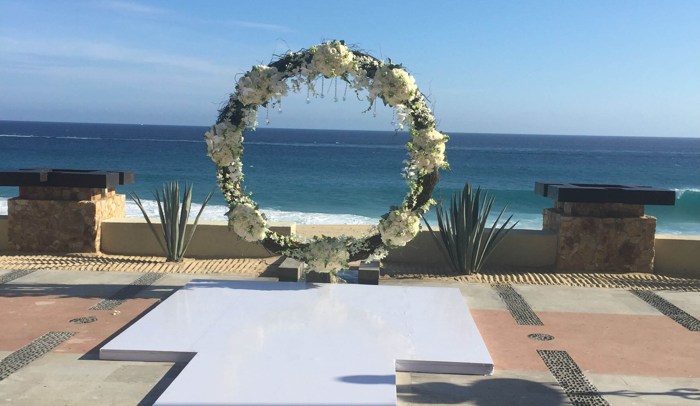 Lauren & Chris's – October 7th 2017 at Resort at Pedregal