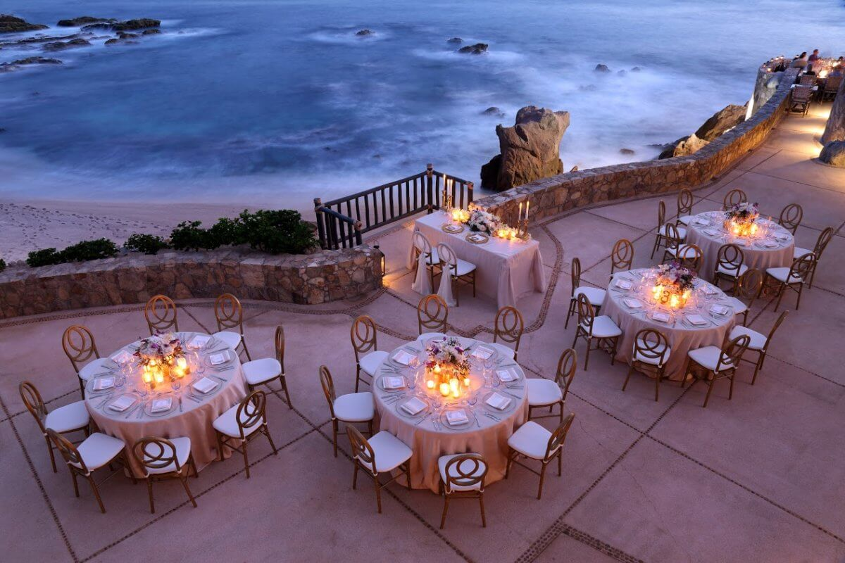 Wedding Décor in Los Cabos
