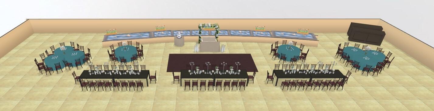 EVENT DESIGNING