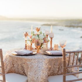 Romantic Dinner on the Beach in Cabo San lucas