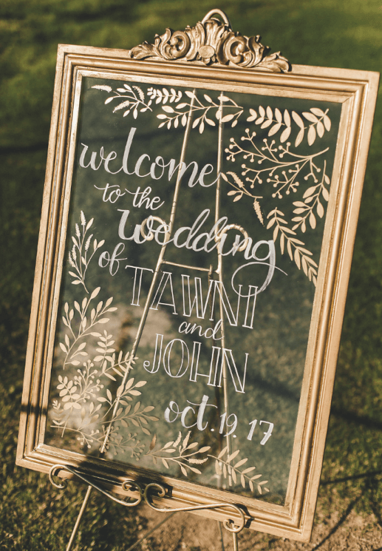 Chalkboards, Mirrors and Signs