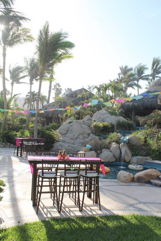 Mexican Fiesta! Colorful Traditional Décor for Events in Cabo San Lucas