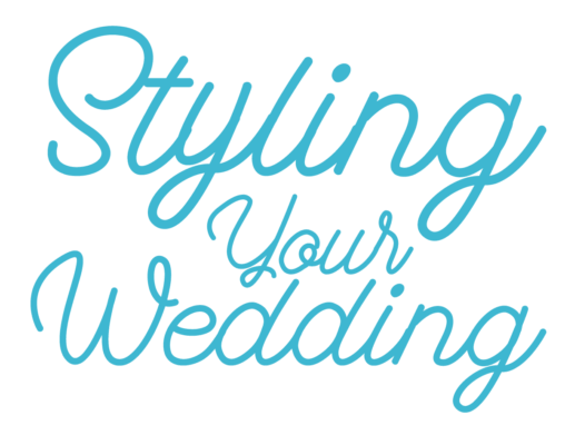 Styling a wedding