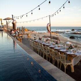 Mrs Lewis Birthday Party - Esperanza Auberge Resort