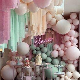 Balloon Photo Backdrop