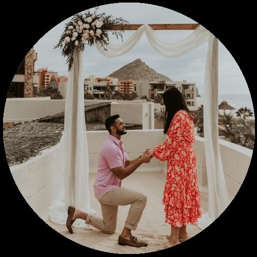 Designing your romantic proposal